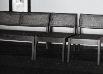 Pierre jeanneret le corbusier inventaire mobilier chandigarh Éric
