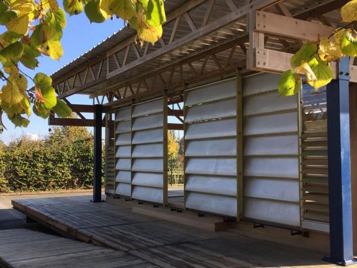 Jean Prouve - Atelier LWD Habitat Tropical standard