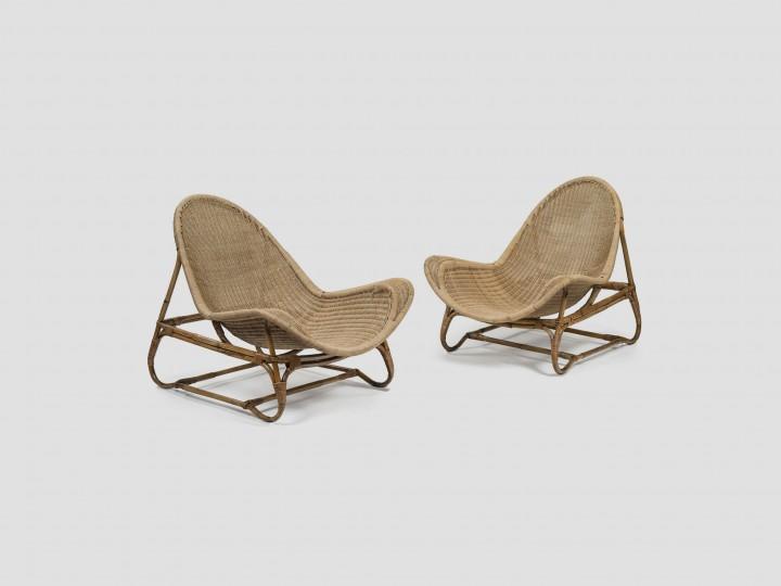 Michel Buffet fauteuils